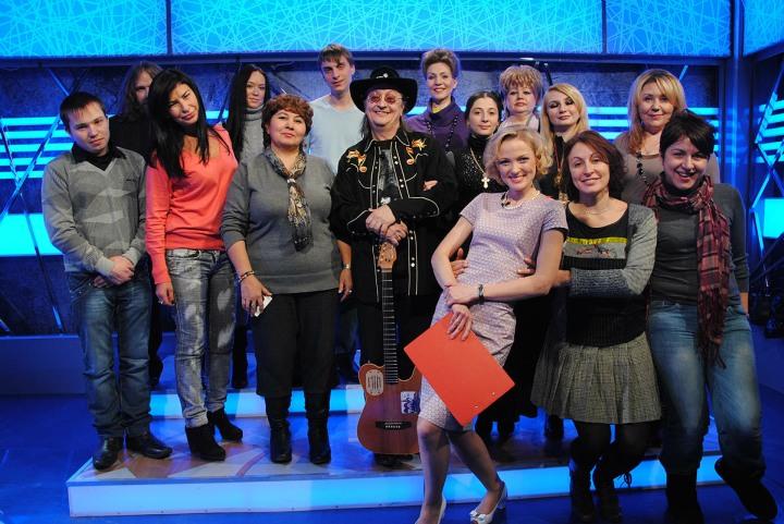 Съемки в передаче «Тайна жизни» телеканал Раз-ТВ